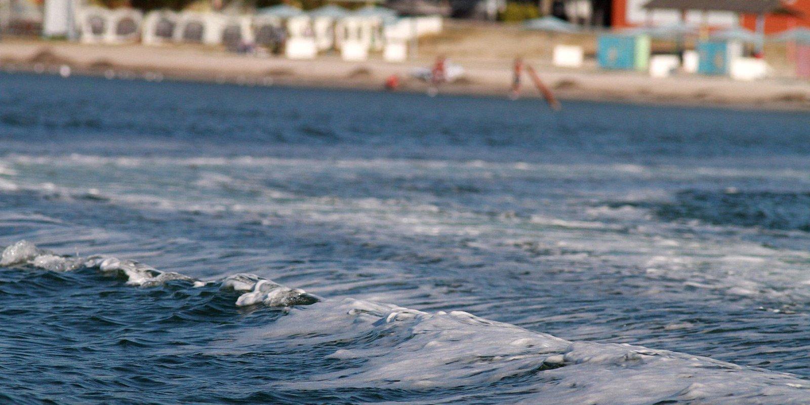 Місце, де відчуття влади моря над людиною проявляється особливо гостро, де цивілізація ще довго                 буде зайвою на цій відвойованій у моря обпеченій сонцем ділянці суші.